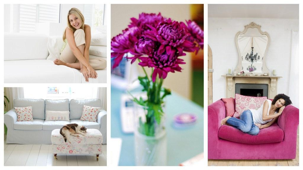 Fast lounge make-over tips