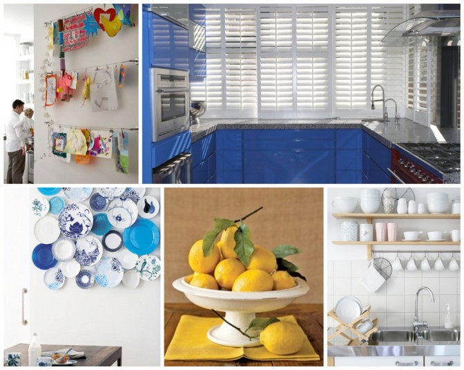Delicious-kitchen-collage