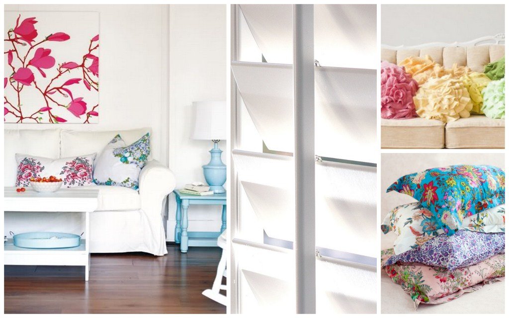 Http Www Americanshutters Co Za Fall In Love With Spring Home Decor