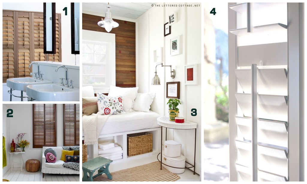 white and wood home decor