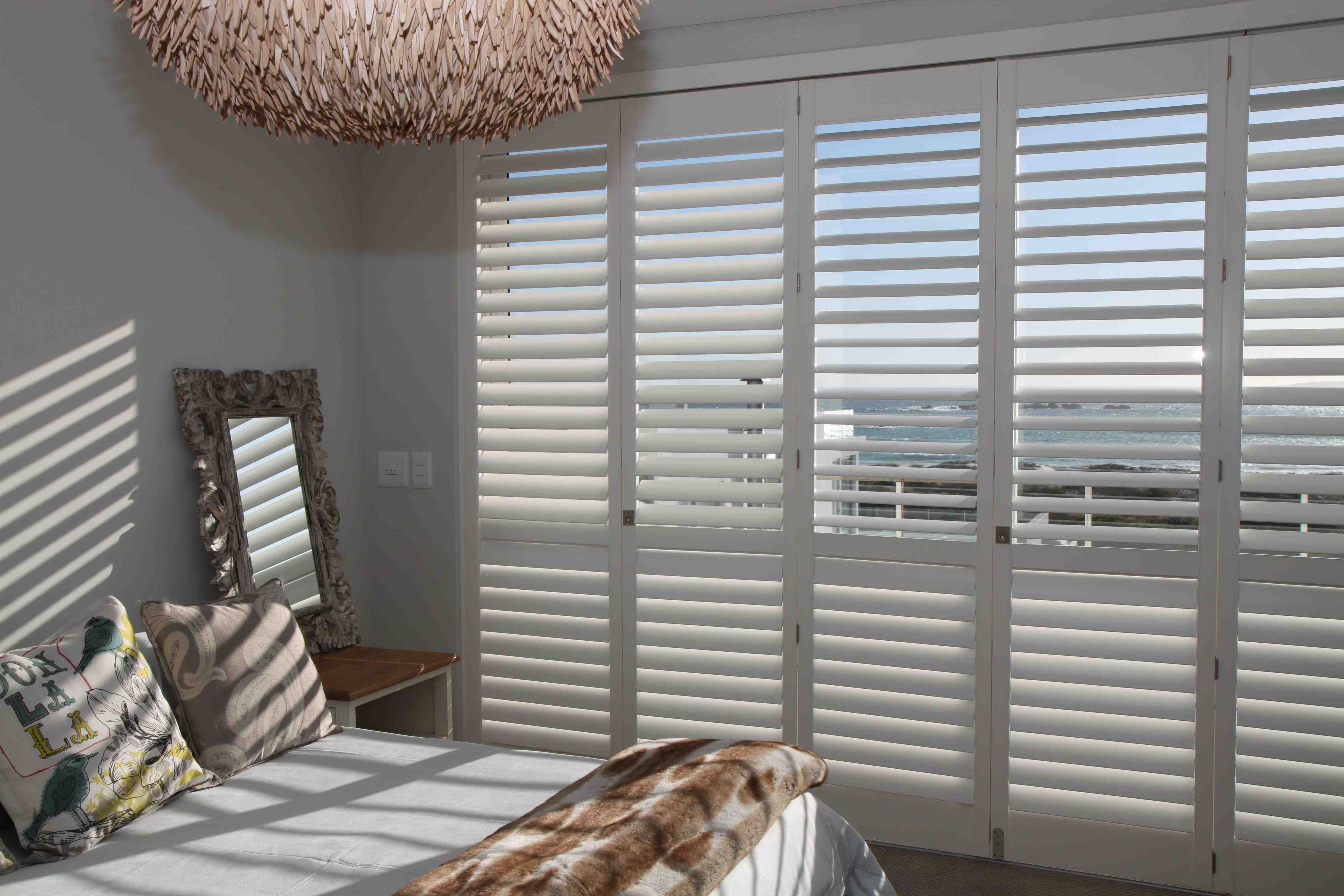 Bedroom Room Shutters American Shutters