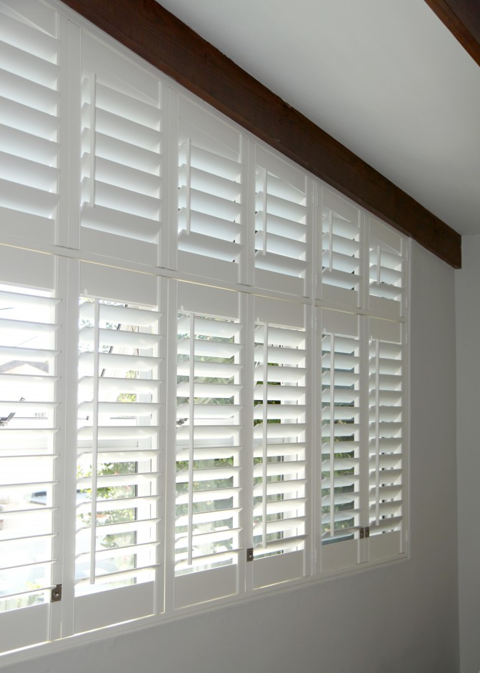 A new angle on shutters