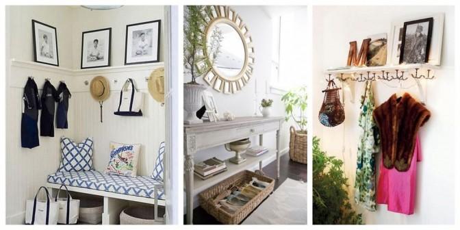 Entrance way home decor tips