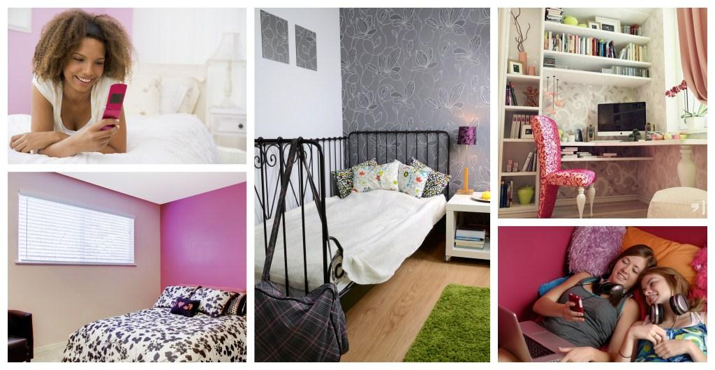 Dream Bedrooms For Teenage Girls