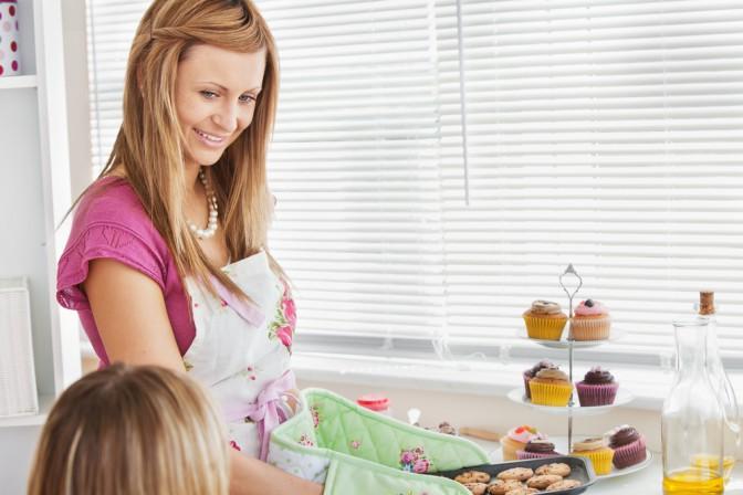 kitchen blinds - family