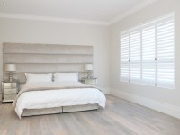 Clutter Free Hinged Decowood Shutters
