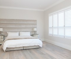 Hinged Decowood Shutters