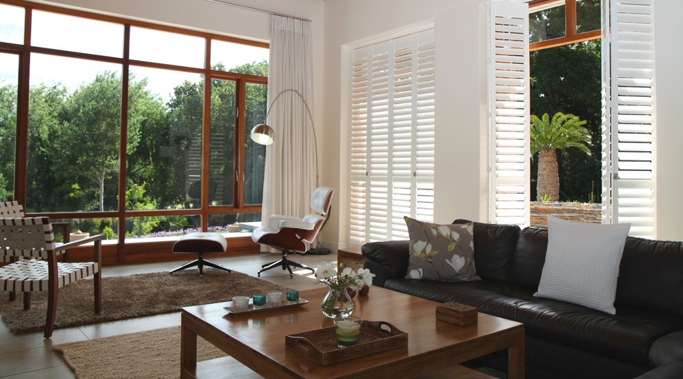 environmentally friendly shutters