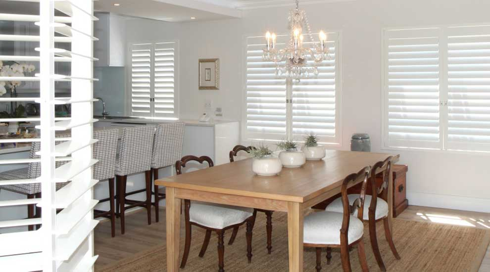 shutters in small homes