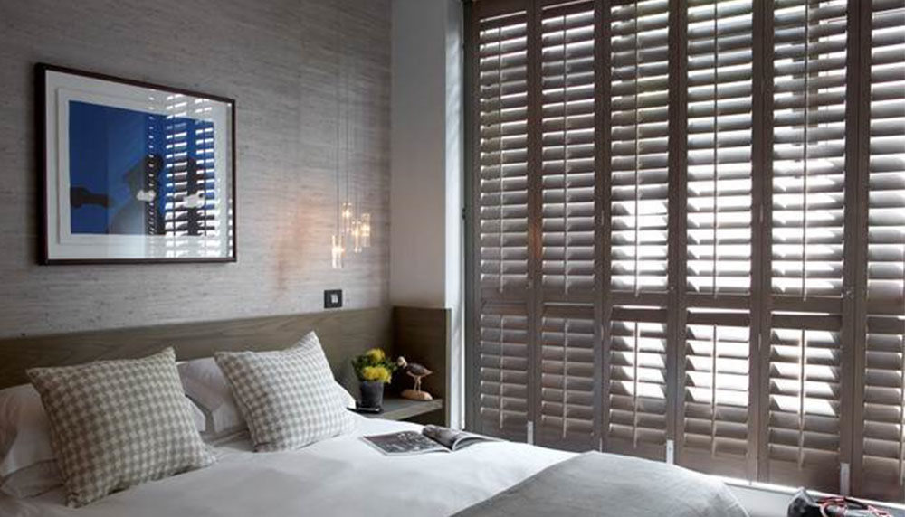 View our bedroom shutter gallery