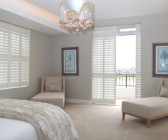 Private eye for style – why shutters are ideal for estate homes
