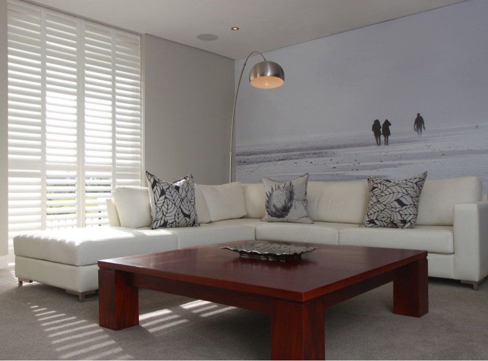 By-pass shutters