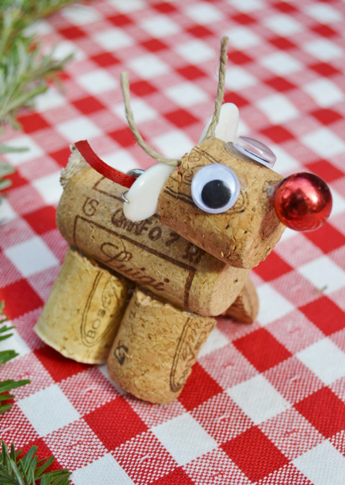 Lovely Make Your Own Christmas Decoration Part - 5: Get Real This Christmas