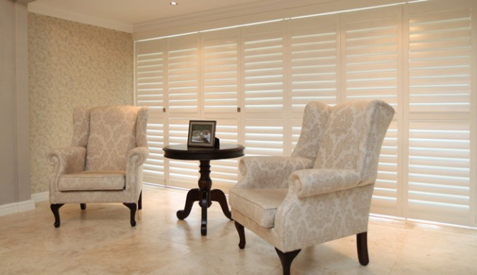 eco-friendly Decowood shutters
