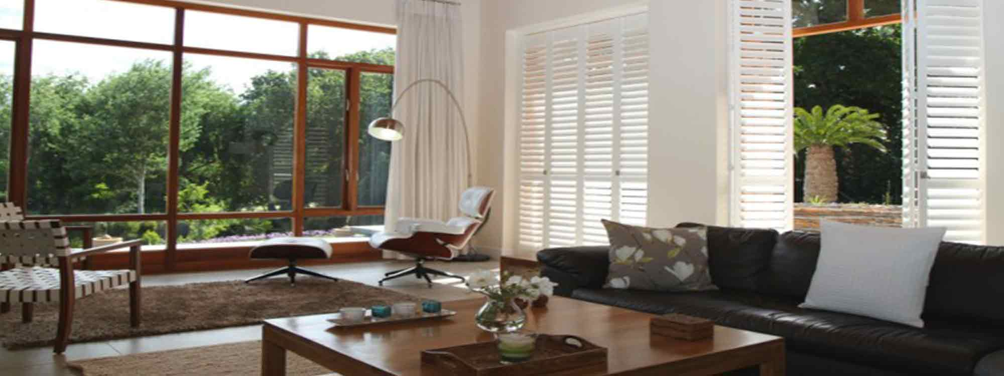 Go for green with eco-friendly shutters