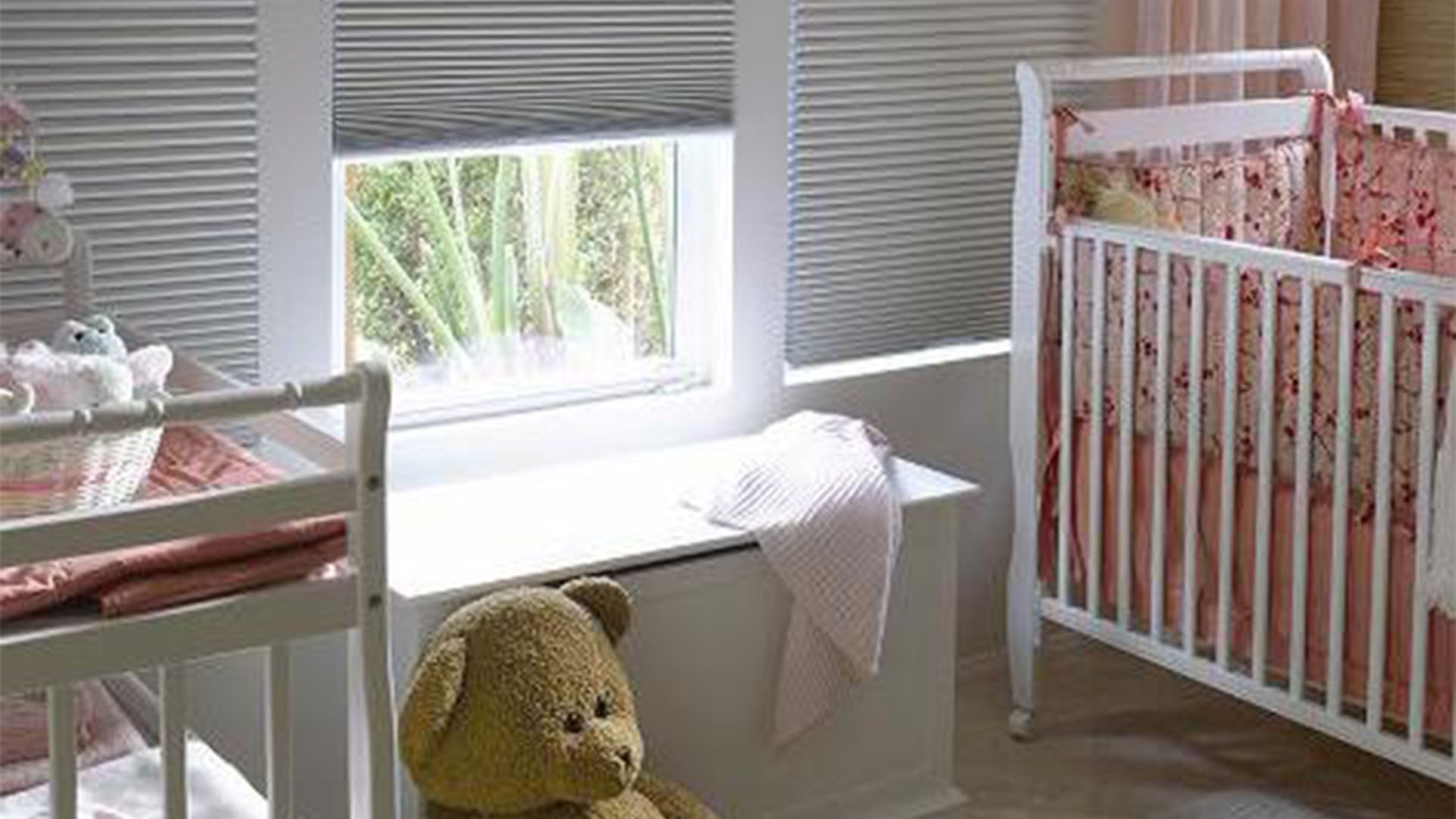 Hush Little Baby Create A Sweet And Safe Baby Nursery Blog American Shutters
