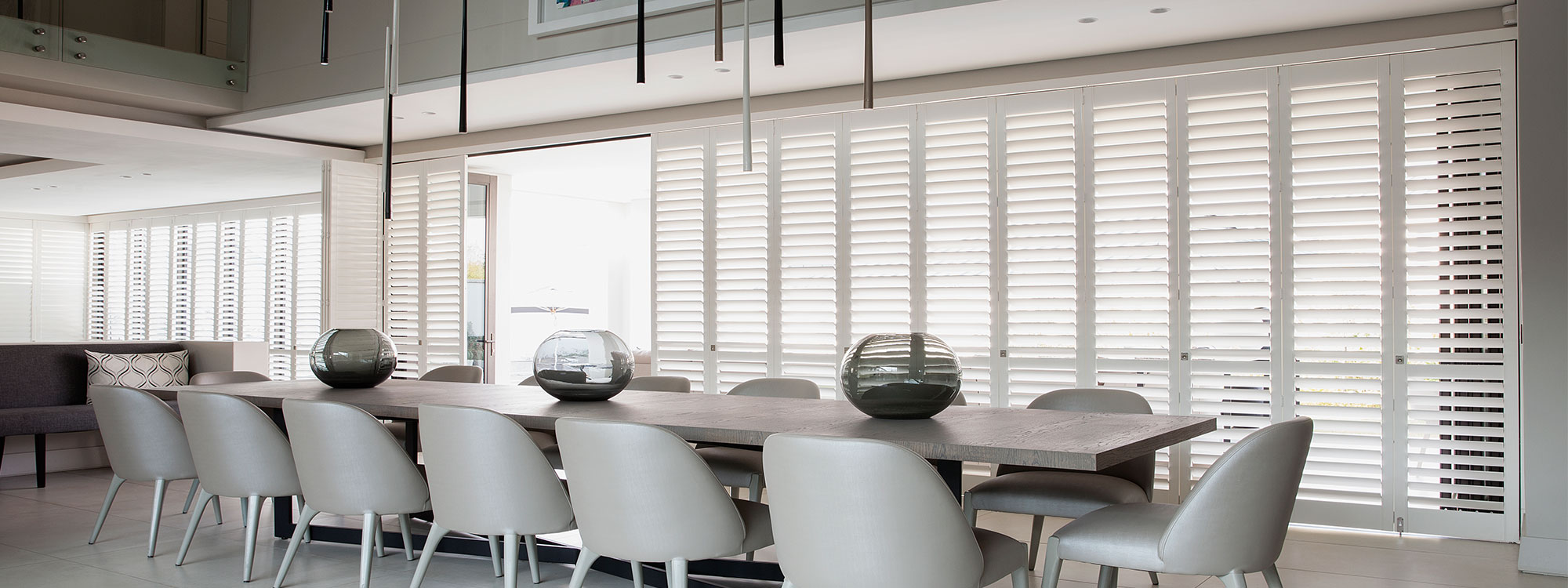 Living Area Shutters