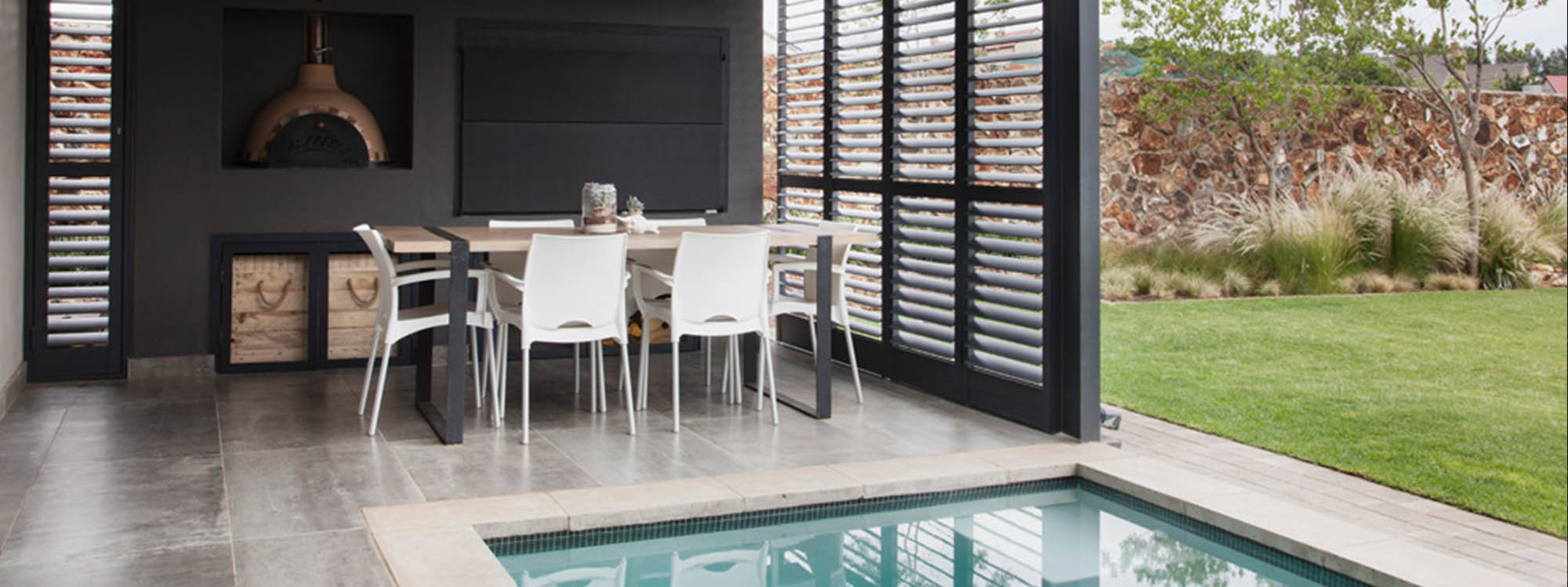 Security-shutters-living-pool