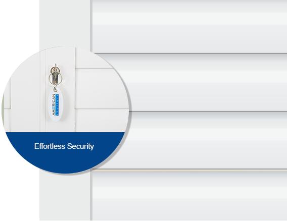 AMERICAN shutters ® Aluminium Security Shutters